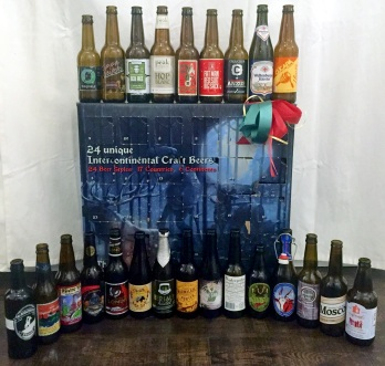 Craft Beer Advent Calendar - All 24 Beer
