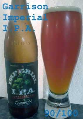 Garrison - Imperial IPA