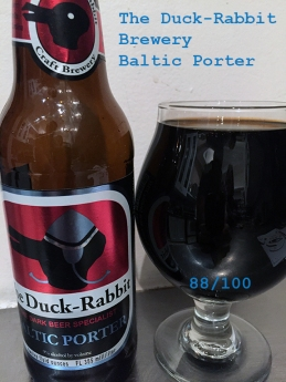 Day 16 - The Duck-Rabbit Brewery - Baltic Porter