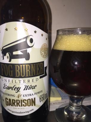 Garrison - Ol Fog Burner