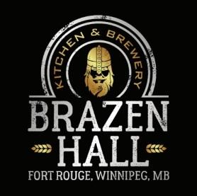 Brazen Hall Logo