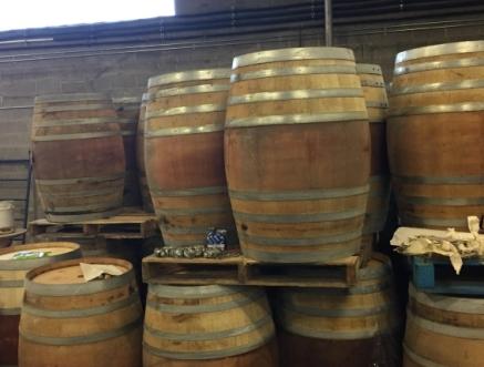 Torque Brewery - Barrels