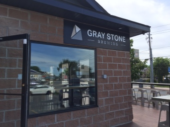 Graystone exterior