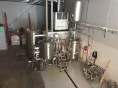 Trailway brewhouse