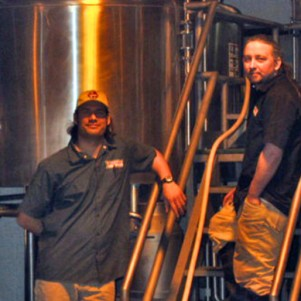 Omar and Todd - Surly Brewing
