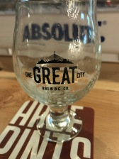 One Great City glass