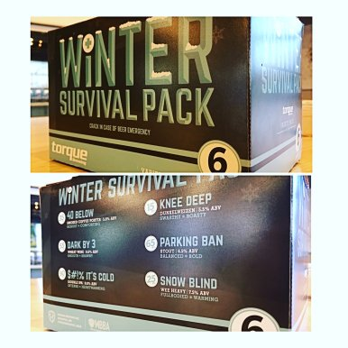 Torque - Winter Survival Pack