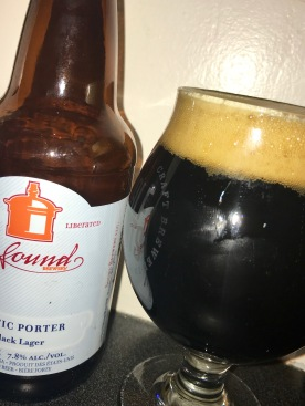 sound brewery Baltic porter